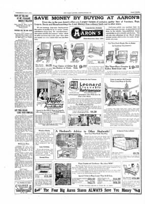 The Daily Courier from Connellsville, Pennsylvania on May 8, 1918 · Page 3