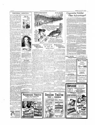The Daily Courier from Connellsville, Pennsylvania on January 31, 1939 · Page 6