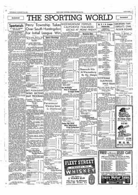 The Daily Courier from Connellsville, Pennsylvania on January 20, 1938 · Page 9