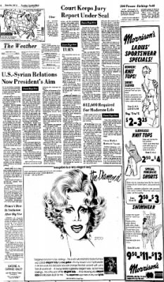 Sunday Gazette-Mail from Charleston, West Virginia on June 16, 1974 · Page 8