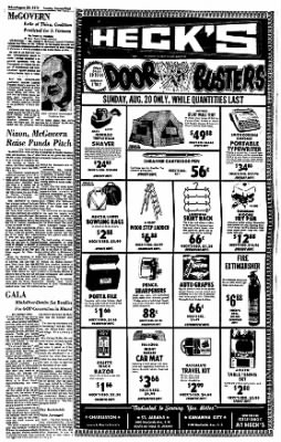 Sunday Gazette-Mail from Charleston, West Virginia on August 20, 1972 · Page 9