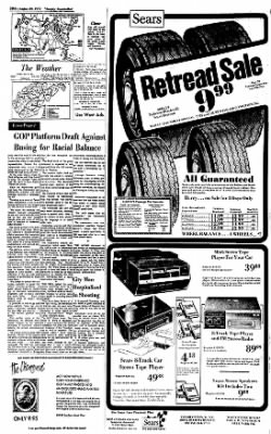 Sunday Gazette-Mail from Charleston, West Virginia on August 20, 1972 · Page 10
