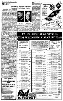 Sunday Gazette-Mail from Charleston, West Virginia on August 20, 1972 · Page 14