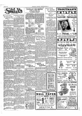 The Daily Courier from Connellsville, Pennsylvania on January 24, 1938 · Page 2