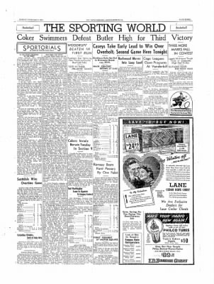 The Daily Courier from Connellsville, Pennsylvania on February 6, 1939 · Page 7