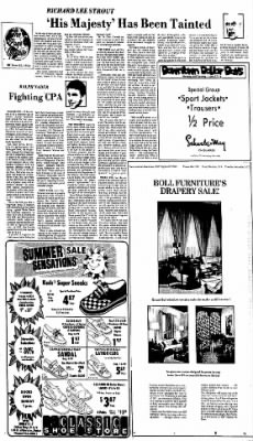 Sunday Gazette-Mail from Charleston, West Virginia on June 16, 1974 · Page 33