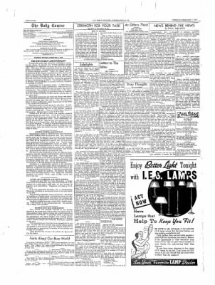 The Daily Courier from Connellsville, Pennsylvania on February 7, 1939 · Page 4