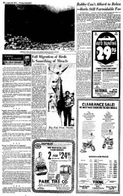 Sunday Gazette-Mail from Charleston, West Virginia on August 20, 1972 · Page 42