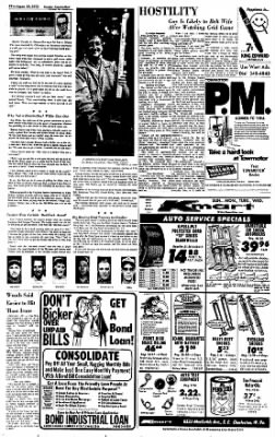 Sunday Gazette-Mail from Charleston, West Virginia on August 20, 1972 · Page 43