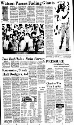 Sunday Gazette-Mail from Charleston, West Virginia on June 16, 1974 · Page 47