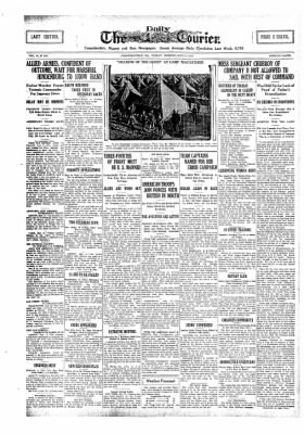 The Daily Courier from Connellsville, Pennsylvania on May 17, 1918 · Page 1