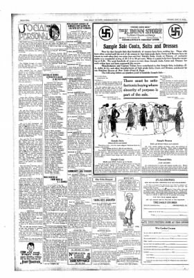 The Daily Courier from Connellsville, Pennsylvania on May 17, 1918 · Page 2