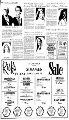 Sunday Gazette-Mail from Charleston, West Virginia on June 27, 1976 · Page 36