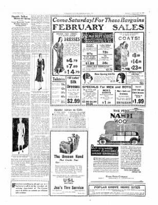 The Daily Courier from Connellsville, Pennsylvania on February 14, 1930 · Page 20