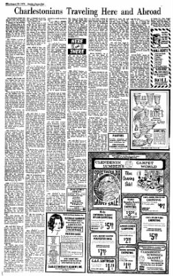 Sunday Gazette-Mail from Charleston, West Virginia on August 20, 1972 · Page 66