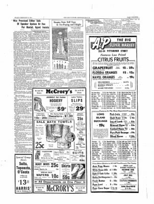 The Daily Courier from Connellsville, Pennsylvania on February 10, 1939 · Page 13