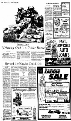 Sunday Gazette-Mail from Charleston, West Virginia on June 16, 1974 · Page 72