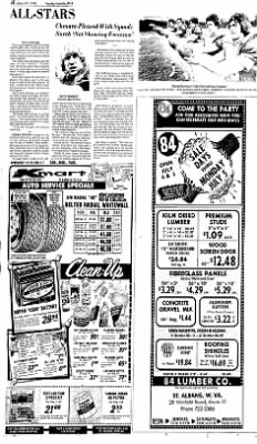 Sunday Gazette-Mail from Charleston, West Virginia on June 27, 1976 · Page 63
