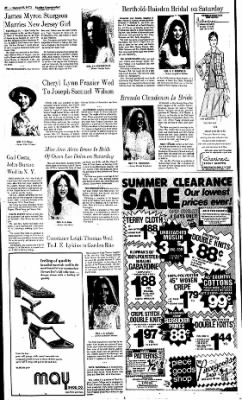 Sunday Gazette-Mail from Charleston, West Virginia on August 10, 1975 · Page 30
