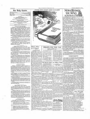 The Daily Courier from Connellsville, Pennsylvania on February 14, 1939 · Page 4