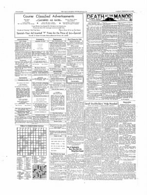 The Daily Courier from Connellsville, Pennsylvania on February 14, 1939 · Page 8