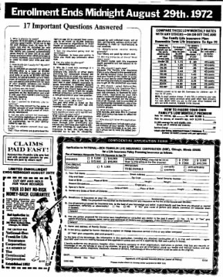 Sunday Gazette-Mail from Charleston, West Virginia on August 20, 1972 · Page 122