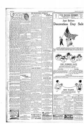 The Daily Courier from Connellsville, Pennsylvania on May 27, 1918 · Page 2