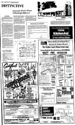 Sunday Gazette-Mail from Charleston, West Virginia on August 10, 1975 · Page 63