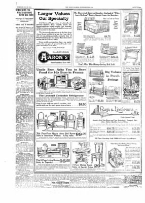 The Daily Courier from Connellsville, Pennsylvania on May 28, 1918 · Page 3