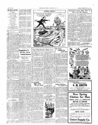 The Daily Courier from Connellsville, Pennsylvania on February 21, 1930 · Page 4