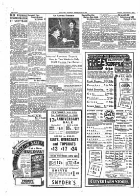 The Daily Courier from Connellsville, Pennsylvania on February 4, 1938 · Page 10
