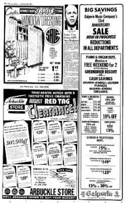 Sunday Gazette-Mail from Charleston, West Virginia on August 27, 1972 · Page 8