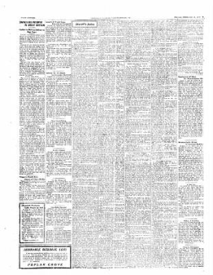 The Daily Courier from Connellsville, Pennsylvania on February 21, 1930 · Page 16