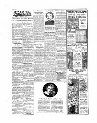 The Daily Courier from Connellsville, Pennsylvania on February 20, 1939 · Page 2