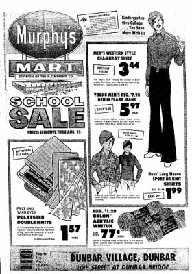 Sunday Gazette-Mail from Charleston, West Virginia on August 10, 1975 · Page 89