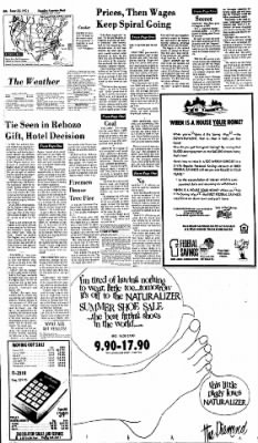 Sunday Gazette-Mail from Charleston, West Virginia on June 23, 1974 · Page 7