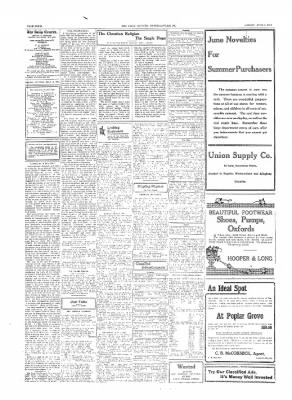 The Daily Courier from Connellsville, Pennsylvania on June 3, 1918 · Page 4