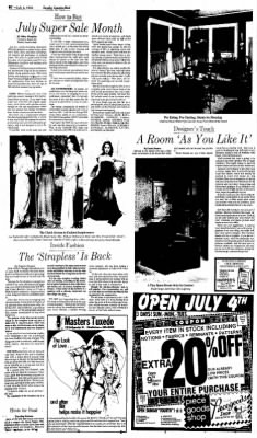Sunday Gazette-Mail from Charleston, West Virginia on July 4, 1976 · Page 24