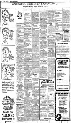 Sunday Gazette-Mail from Charleston, West Virginia on July 4, 1976 · Page 37