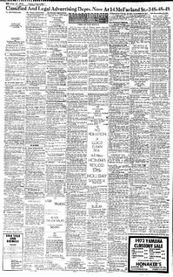 Sunday Gazette-Mail from Charleston, West Virginia on August 27, 1972 · Page 48