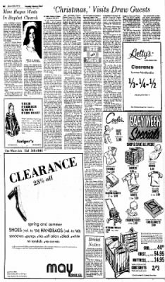 Sunday Gazette-Mail from Charleston, West Virginia on June 23, 1974 · Page 27