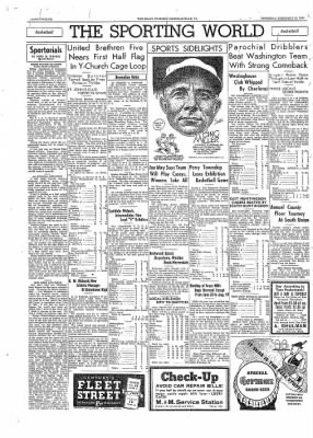 The Daily Courier from Connellsville, Pennsylvania on February 10, 1938 · Page 12