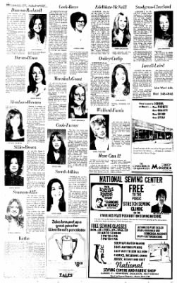 Sunday Gazette-Mail from Charleston, West Virginia on August 27, 1972 · Page 60