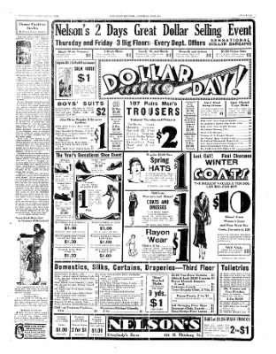 The Daily Courier from Connellsville, Pennsylvania on February 26, 1930 · Page 5