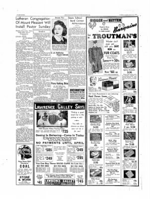 The Daily Courier from Connellsville, Pennsylvania on February 24, 1939 · Page 8