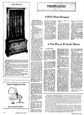 Sunday Gazette-Mail from Charleston, West Virginia on August 27, 1972 · Page 86
