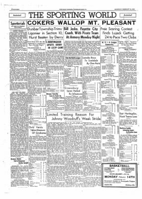 The Daily Courier from Connellsville, Pennsylvania on February 12, 1938 · Page 8