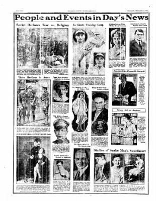The Daily Courier from Connellsville, Pennsylvania on February 27, 1930 · Page 9