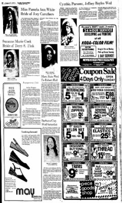 Sunday Gazette-Mail from Charleston, West Virginia on August 17, 1975 · Page 38