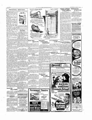 The Daily Courier from Connellsville, Pennsylvania on March 1, 1939 · Page 6